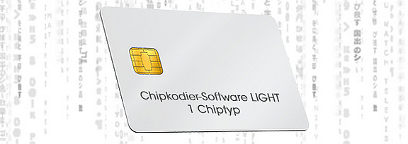 MAXICARD Chipkodier-Software LIGHT