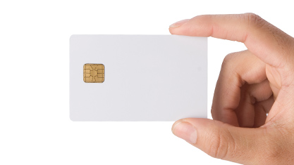 Chipkodierung Smartcards